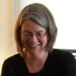 Karen Schantz smiling